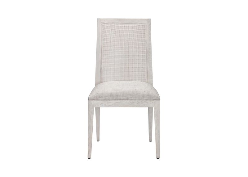 Usher Oak Side Chair