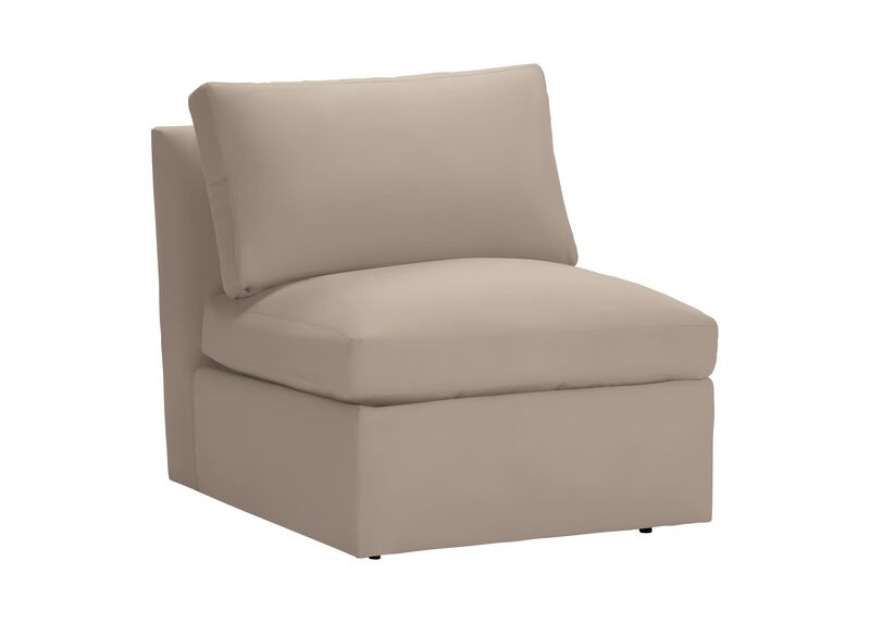 Redding Ridge Armless Sectional Chair