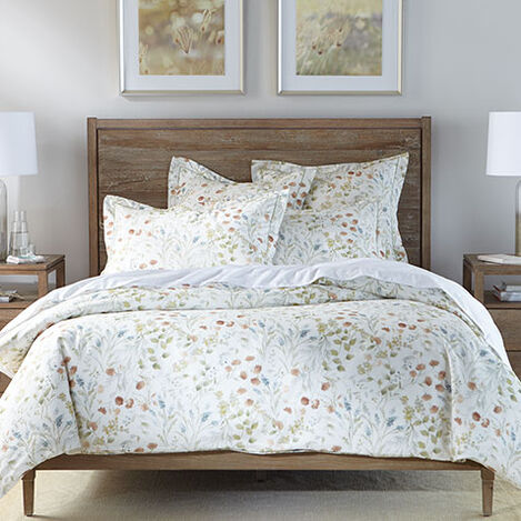Country Floral Duvet Cover and Sham Product Tile Image countryfloral