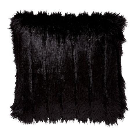 Faux Fur Fox Pillow ,  , large
