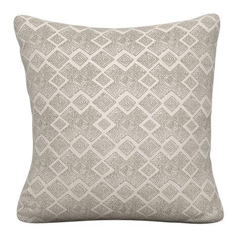 Distin Grey Outdoor Pillow ,  , large