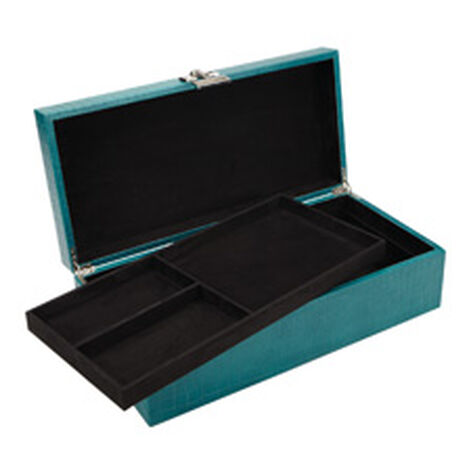 Long Turquoise Croc Box Product Tile Hover Image 439524