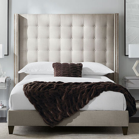 Colton Bed with Tall Headboard Product Tile Hover Image 20232G1