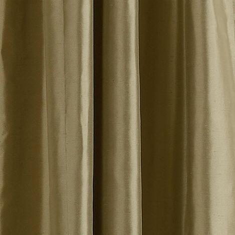 Seedling Green Satin Dupioni Fabric ,  , large