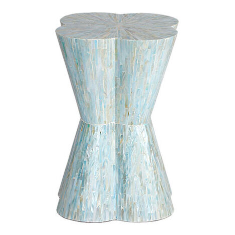 Loren Mother-of-Pearl Stool Product Tile Image 421843