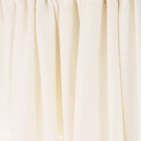 White Sayre Washed Linen Fabric ,  , large