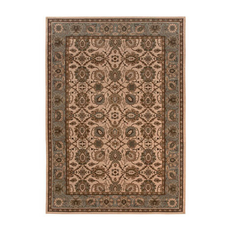 Sultanabad Area Rug, Ivory/Green ,  , large