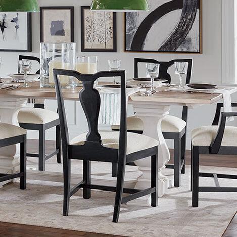 Table à Tréteaux à Rallonge Cameron Product Tile Hover Image 156804B