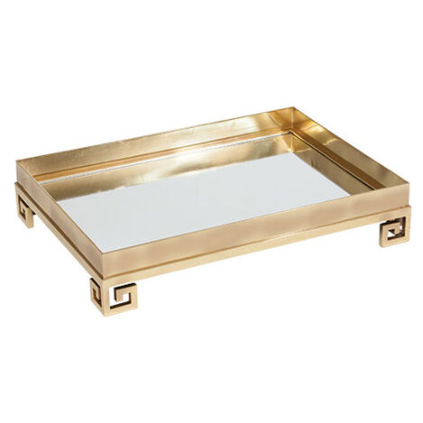 Osyrus Greek Key Tray ,  , large