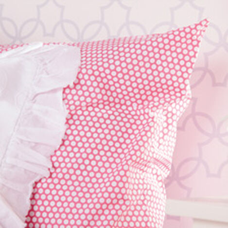 Dotty Sheet Set, Minnie Pink ,  , hover_image