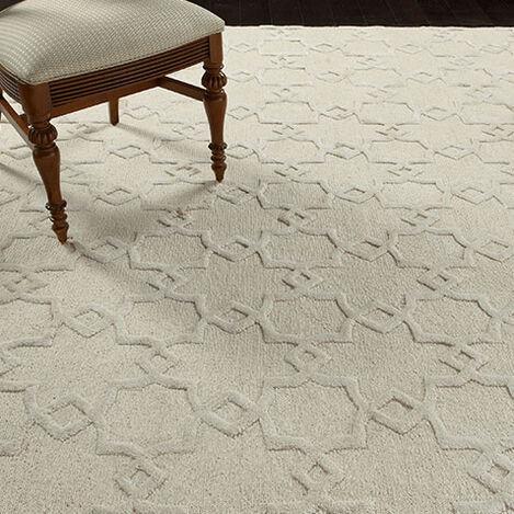 Lattice Soumak Rug, Natural Product Tile Hover Image 041246