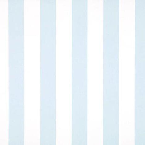 Pop Stripe Ice Blue Fabric ,  , large
