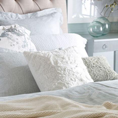 Embellished Floral Pillow ,  , hover_image