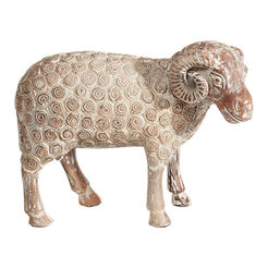 Merino Ram Sculpture Recommended Product