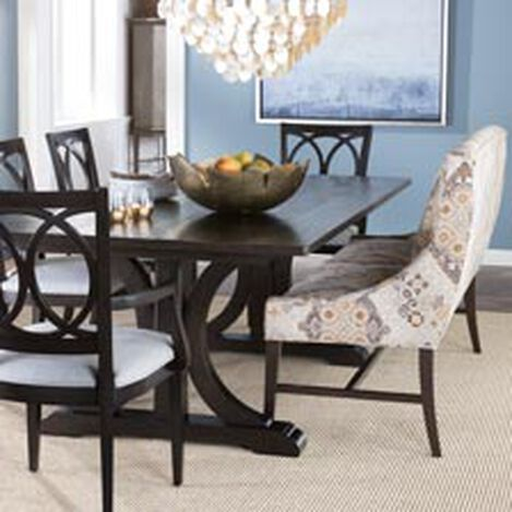 Corin Trestle Dining Table ,  , hover_image