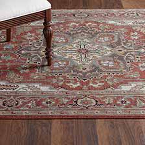 Tapis Heriz, Couleur Rouille/Rouille ,  , hover_image