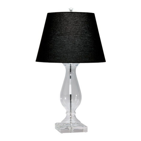 Groton Glass Table Lamp ,  , large
