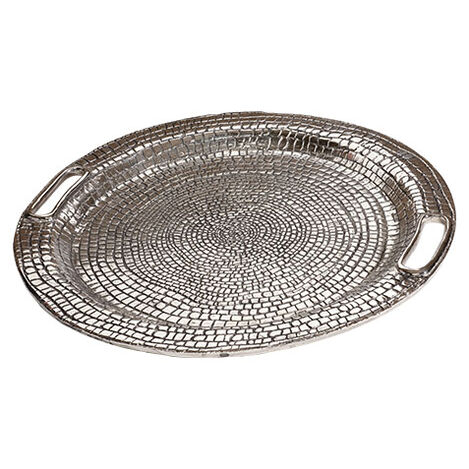 Round Croco Tray Product Tile Image 431714