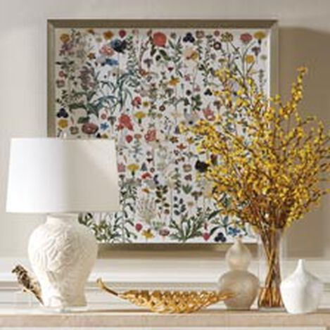 Floral Study with Butterflies Product Tile Hover Image 073497