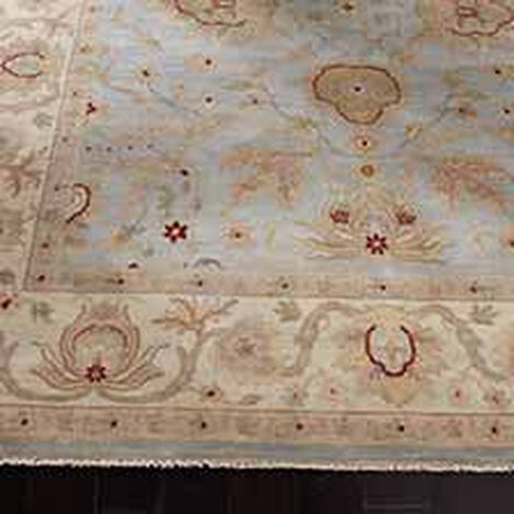Isfahan Rug, Light Blue/Ivory ,  , hover_image