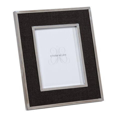 "Charcoal Wool 8"" x 10"" Photo Frame ,  , large"