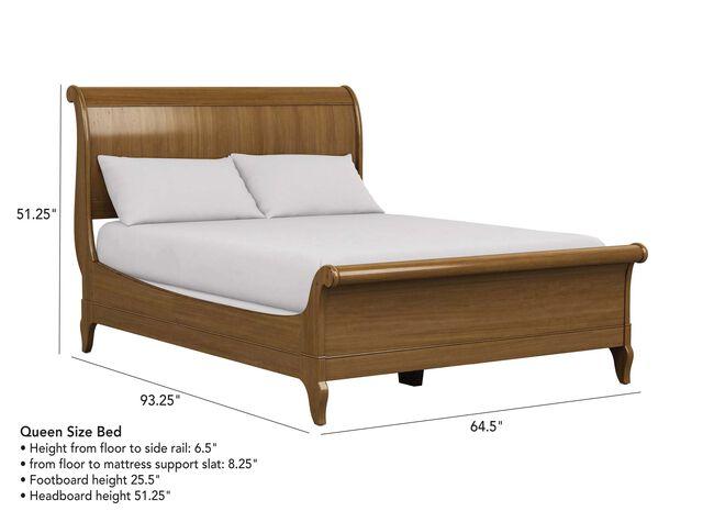 Bed Ethan Allen Sleigh Beds, Ethan Allen Bed Queen