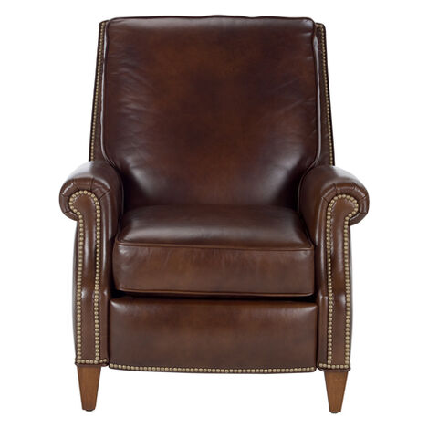Colburn Leather Recliner, Omni/Brown Product Tile Image 837943ML7877