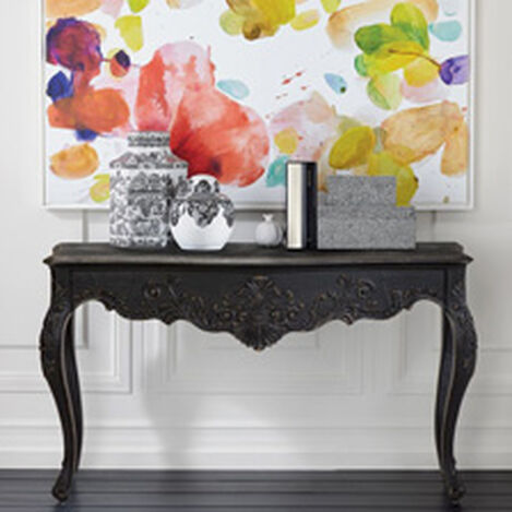 Joelle Console, Rustic Black ,  , hover_image