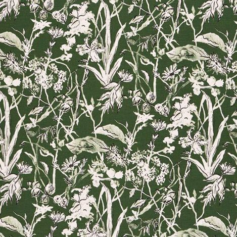 Cullen Leaf Fabric ,  , large