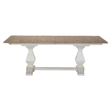 Cameron Extension Rustic Dining Table ,  , large