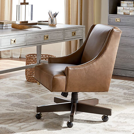 Harding Leather Task Chair Product Tile Hover Image 722063