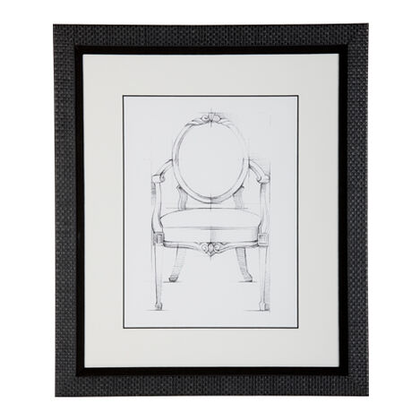 Historic Chair Sketch IV ,  , large
