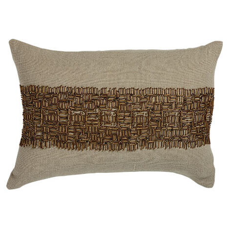Beaded Band Pillow Product Tile Image 065738