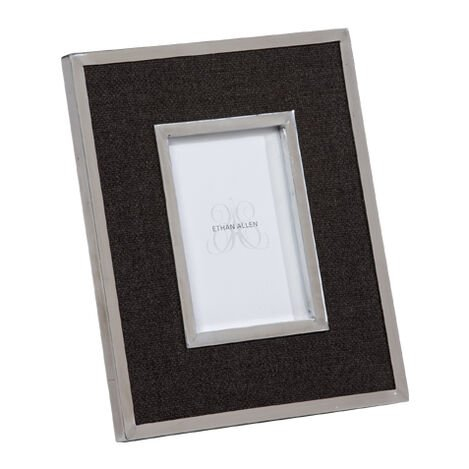 "Charcoal Wool 5"" x 7"" Photo Frame ,  , large"