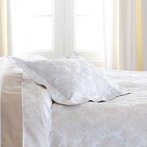 Bayley Damask Boudoir Pillow ,  , large