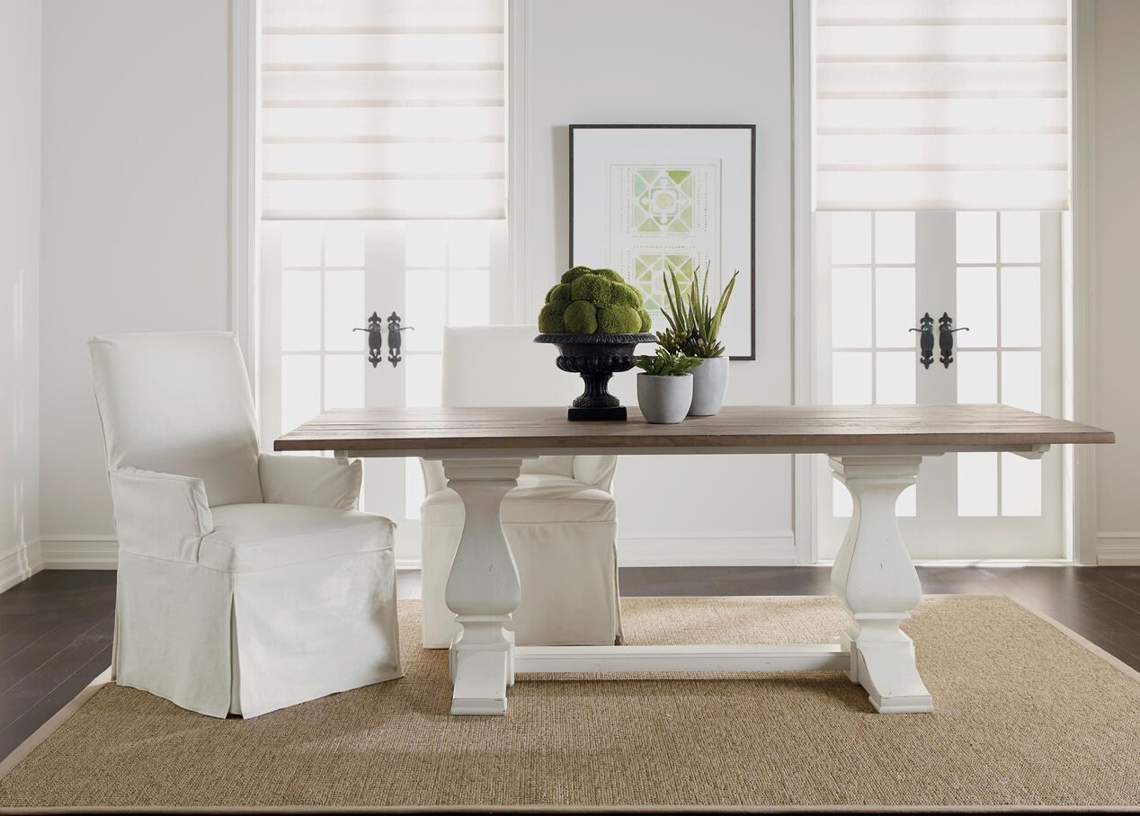 white rustic dining table. Null White Rustic Dining Table N