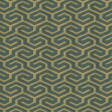 Declan Teal Fabric ,  , large