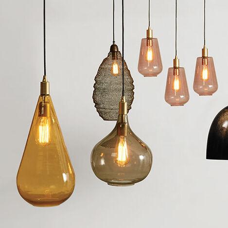 Lalita Glass Pendant Product Tile Hover Image LalitaPendant