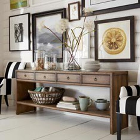 Large Shogun Console Table ,  , hover_image