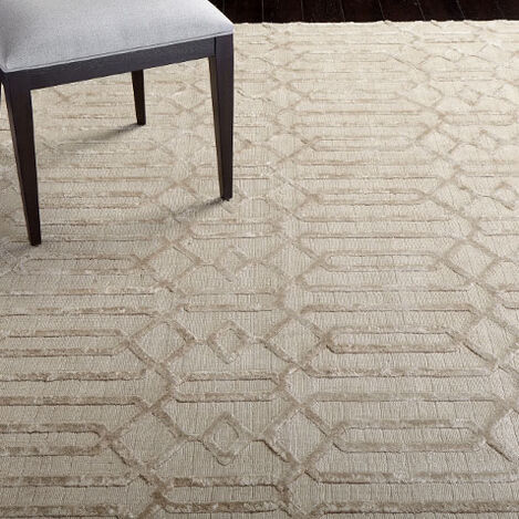 Geo Jacquard Rug Product Tile Hover Image 041229