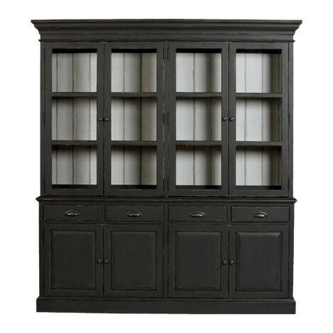 Sayville Four Door Cabinet ,  , large