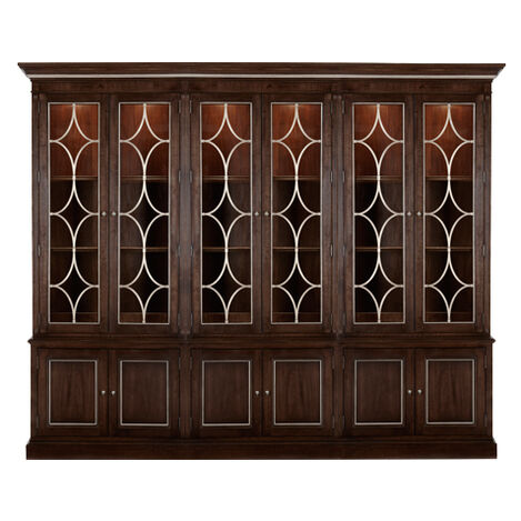 Weston Triple Bookcase ,  , large