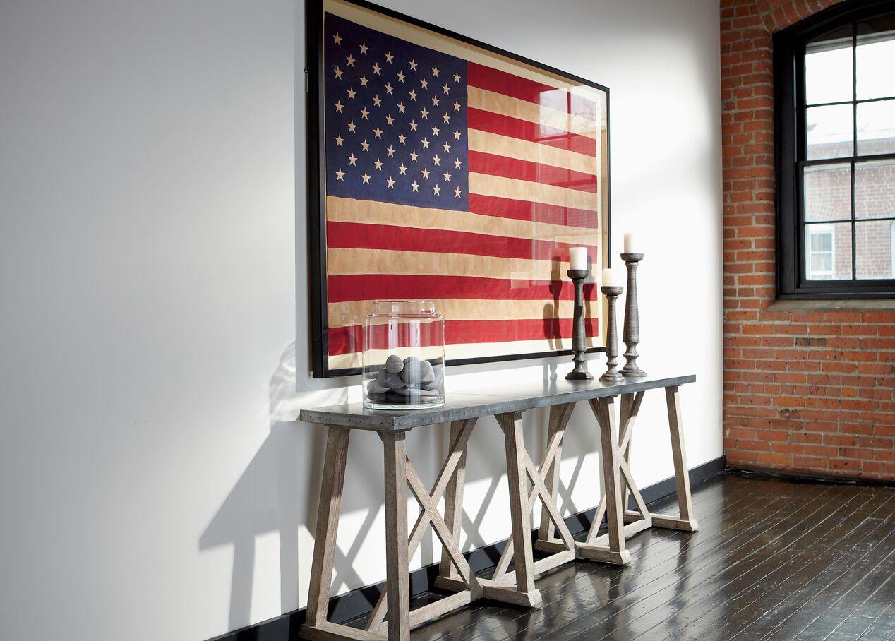 Vintage US Flag | Flags | Ethan Allen