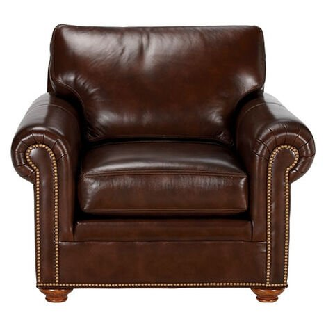 Conor Leather Chair Product Tile Image 727271