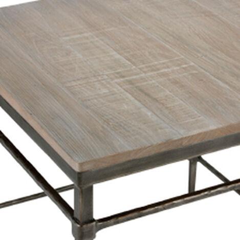 Vida Wood-Top End Table ,  , hover_image