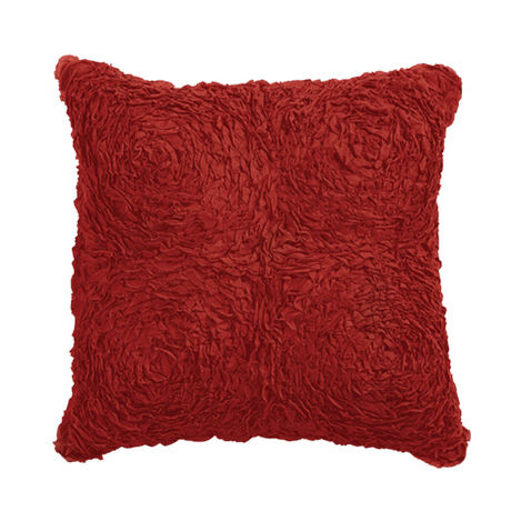 Really Ruffle Pillow, Mickey's Shorts Red ,  , large
