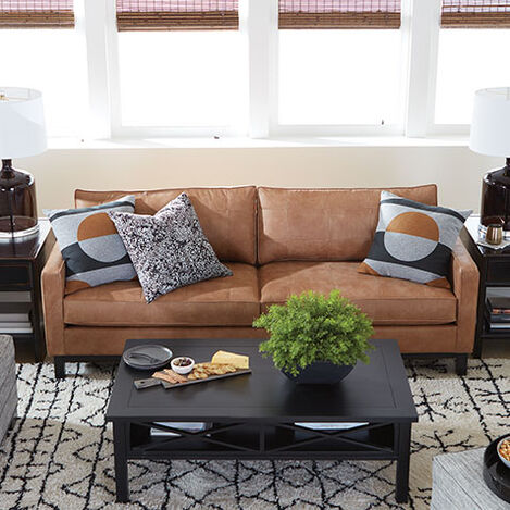 Melrose Leather Sofa Product Tile Hover Image melroseLTH