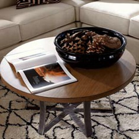 Roswell Round Coffee Table ,  , hover_image