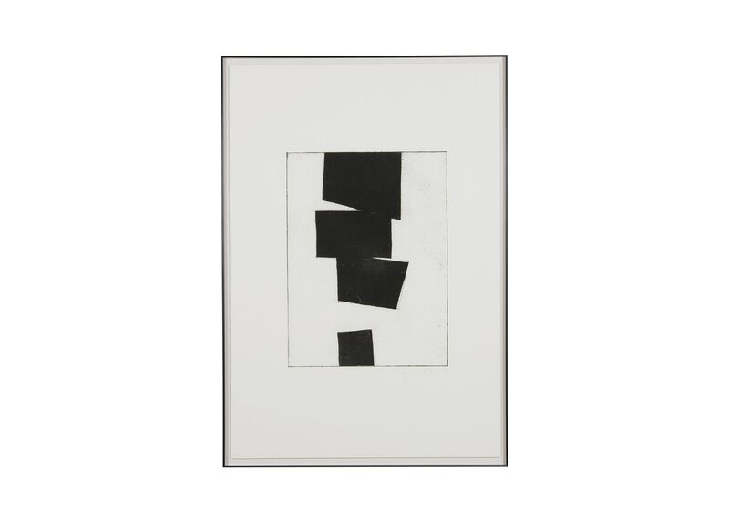 Modern Abstract L Abstract Ethan Allen