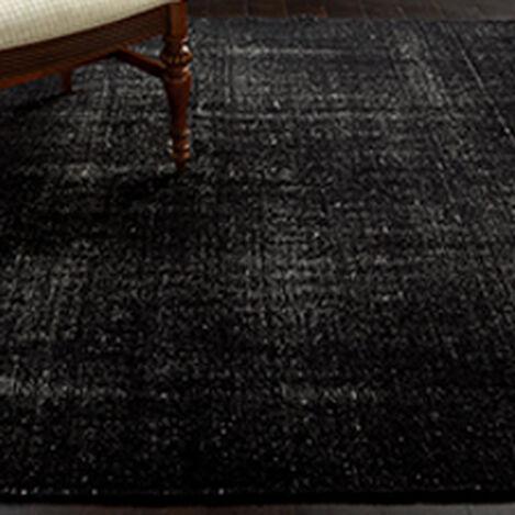 Vintage Black Rug ,  , hover_image